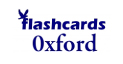 Flashcards Oxford