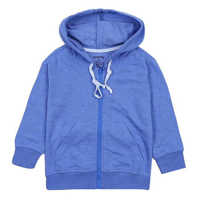 Áo Khoác Cotton Chống Nắng Cho Bé Topbaby B116016 - Màu Xanh Dương