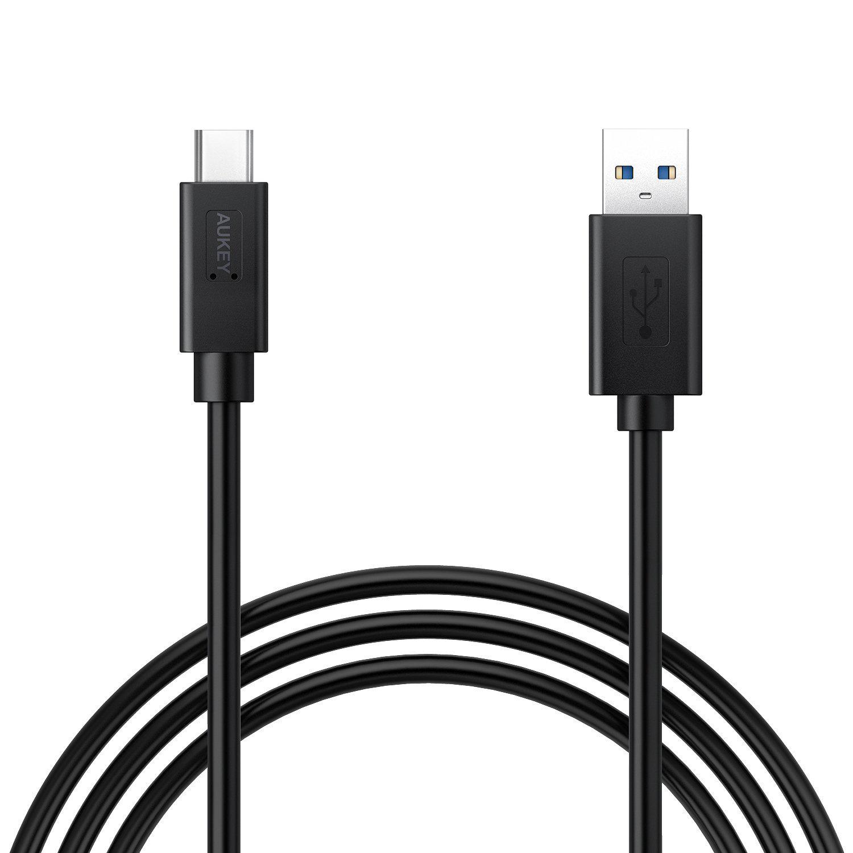 Cáp Aukey CB-C10 USB 3.0 - Type C To USB - A
