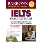 Barron's IELTS PractiCe Exams (Kèm 2CD)