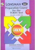 Longman Preparation Course For The TOEFL Test (Kèm CD)