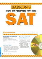 Barron's SAT - 23RD Edition (Kèm 1 CD)
