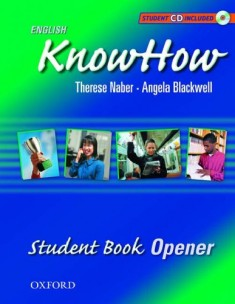 English KnowHow Opener: Student Book with CD