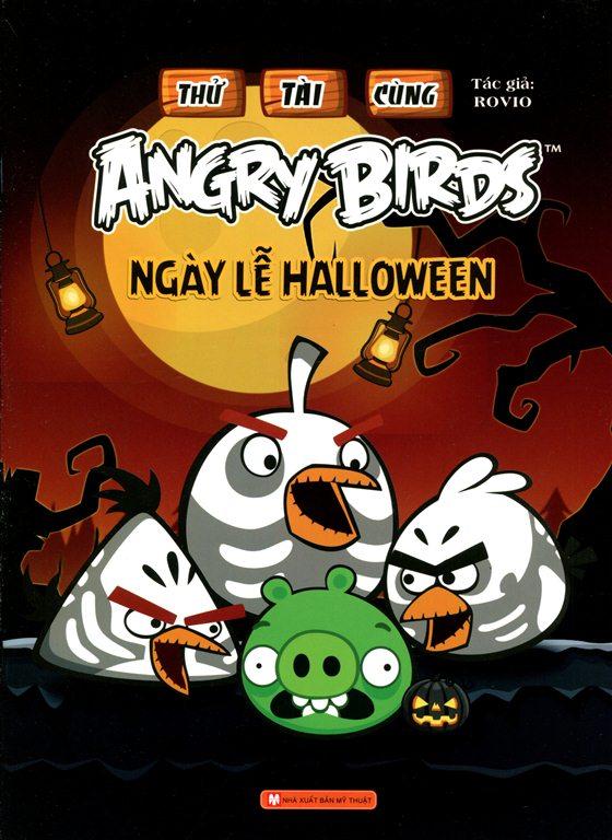 Thử Tài Cùng Angry Birds – Ngày Lễ Halloween