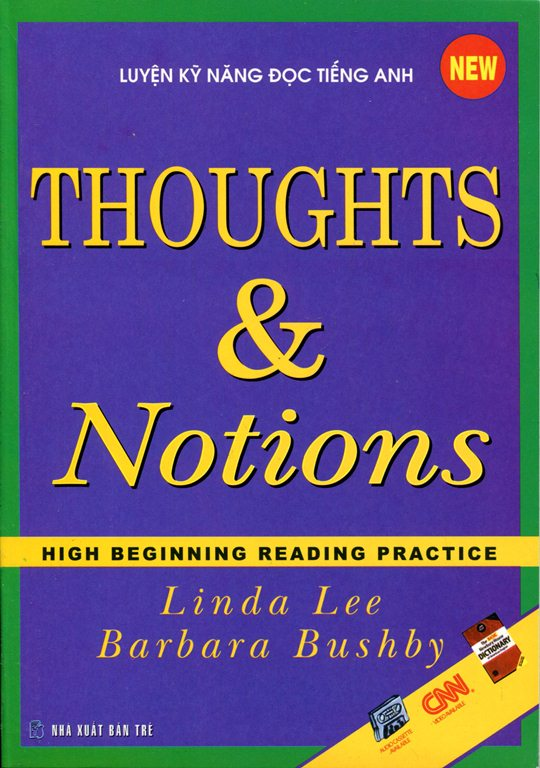 Thought And Notions   – Tái Bản 2014
