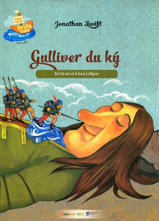 Những Chuyến Phiêu Lưu Nhất Quả Đất – Gulliver Du Ký