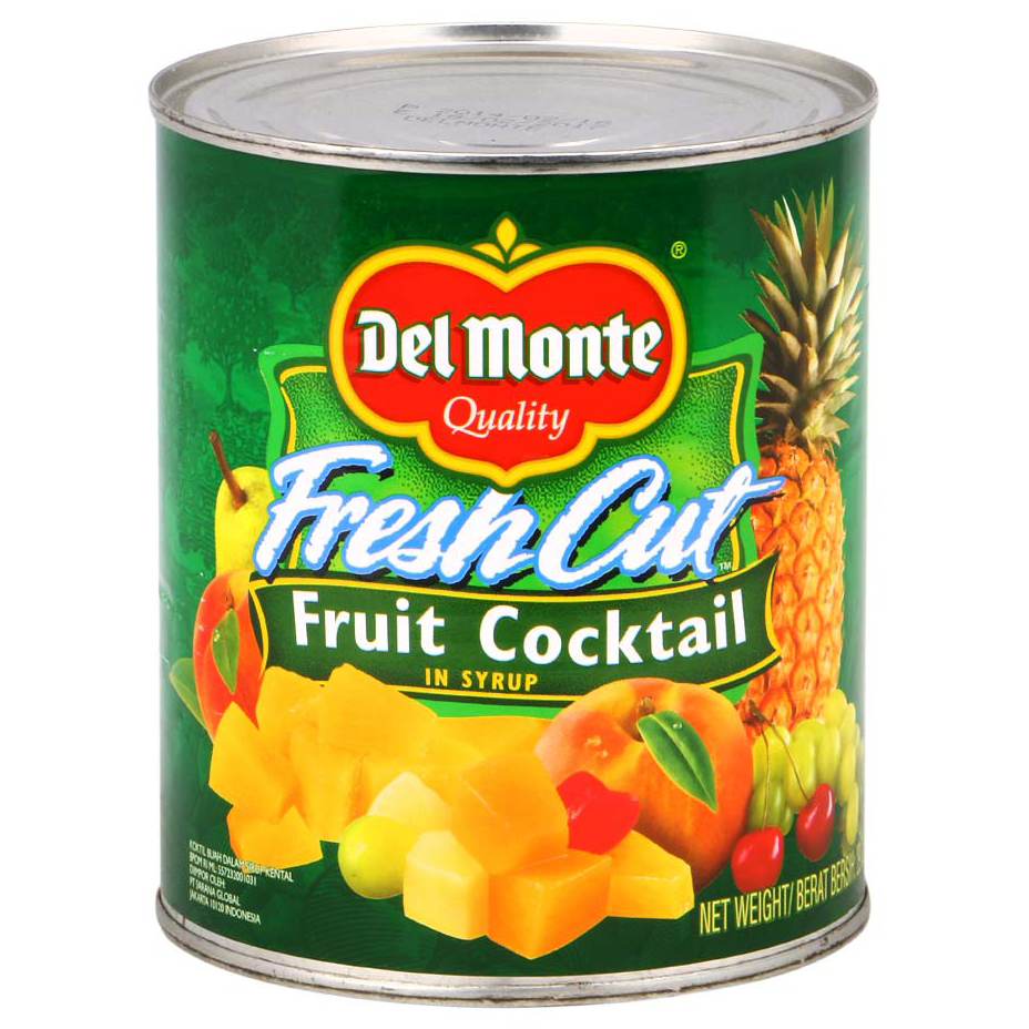 Cocktail Trái Cây Nam Phi Del Monte 825g