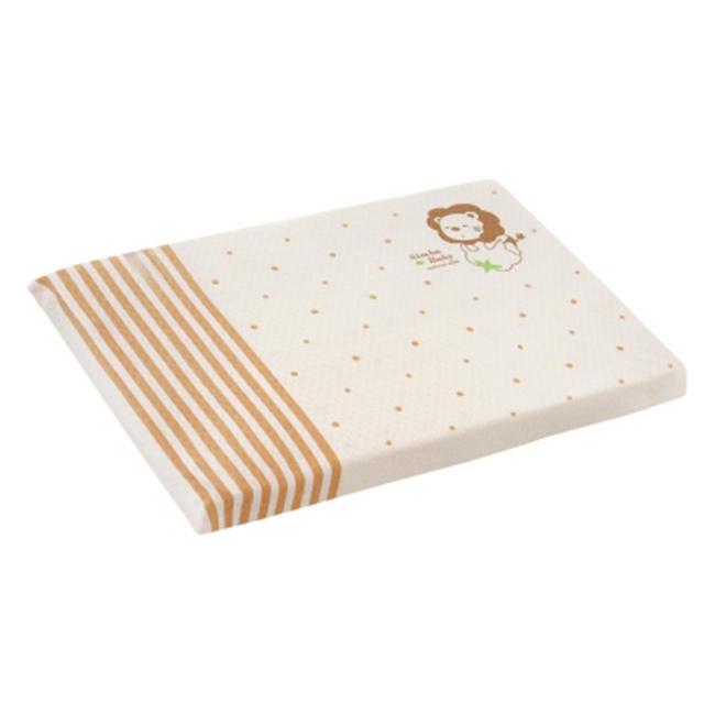 Gối Nằm Cao Su Bọc Vải Bông Hữu Cơ Simba Organic S5018-M