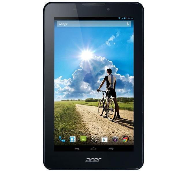Acer Iconia Tab 7 A1-713 – 7inch/8GB/Wifi + 3G/3400mAh/Hỗ trợ nghe gọi