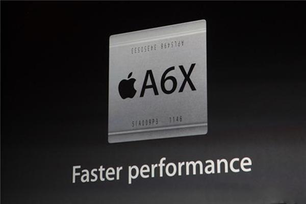 Bộ xử lý chip A6X cho hiệu năng vượt ngoài mong đợi
