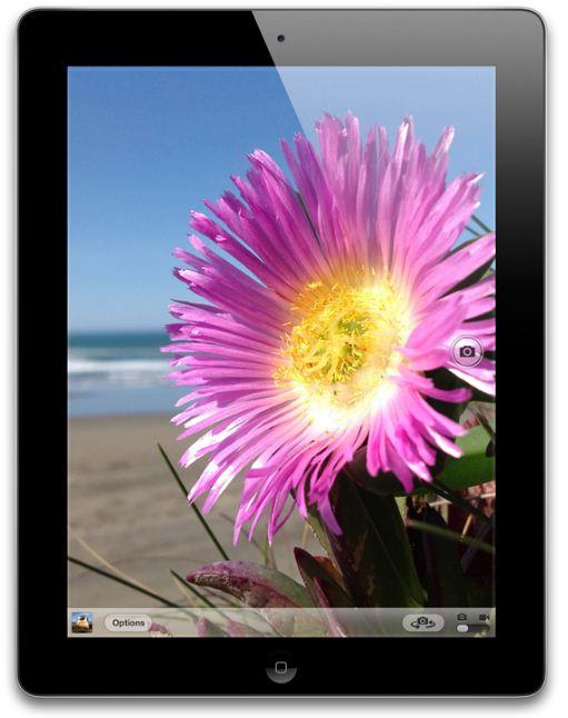 iPad 4 16GB kết nối Wifi và 4G, màn hình retina