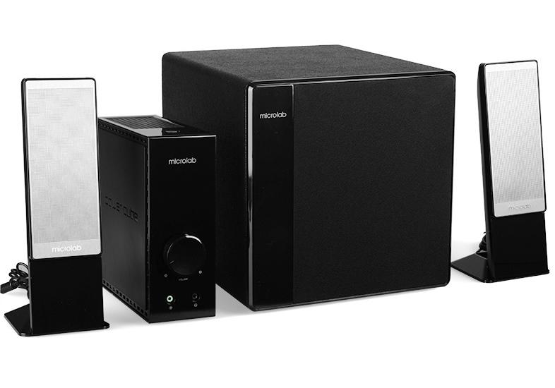 Loa Microlab FC-362 hệ thống âm thanh Hifi 2.1