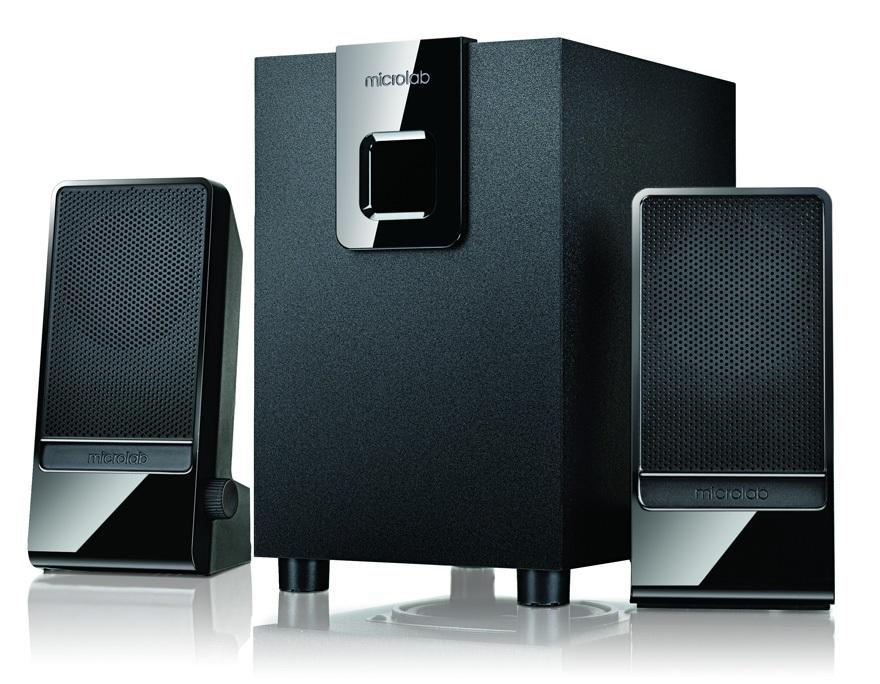 Loa Microlab M-100 hệ thống âm thanh 2.1
