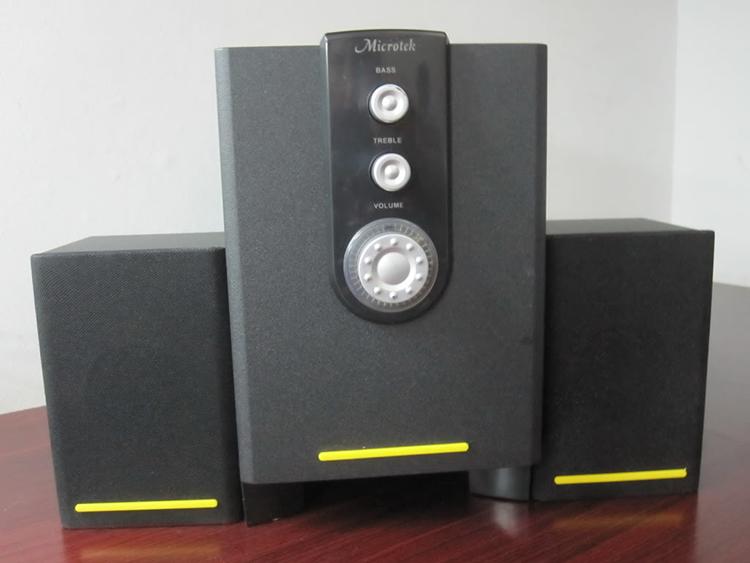 Loa Microtek MT 850 2.1