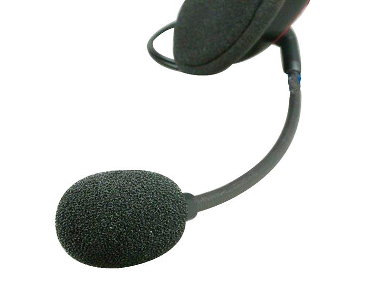 Được trang bị microphone tiện dụng
