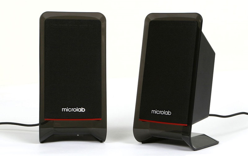 Microlab M-200 thêm 2 loa treble cho âm thanh hài hòa