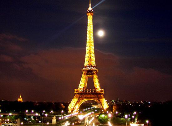Mô Hình Giấy Cubic Fun: Tháp Eiffel