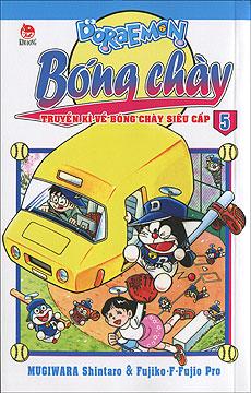 Doraemon Bóng Chày 5